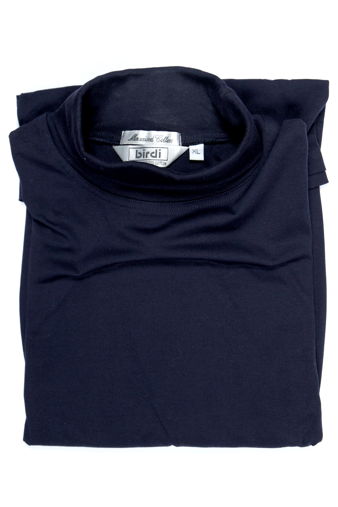solid-navy-double-mercerized-polo-neck