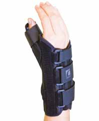 Form Fit Thumb Spica