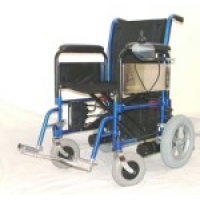 Omega Electric Wheelchair