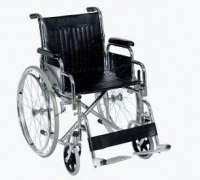 Low Cost Wheelchair with removable arms & legs