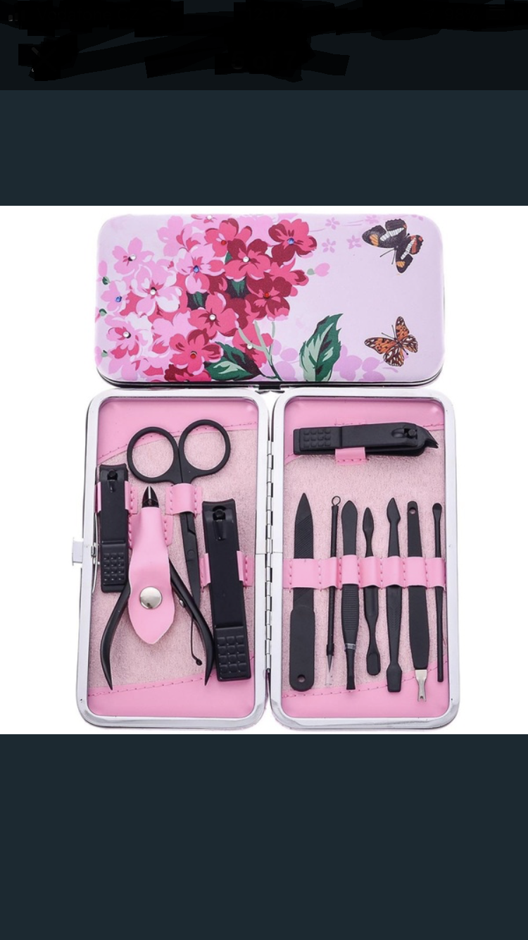 ladies-nail-clipper-set-butterfly