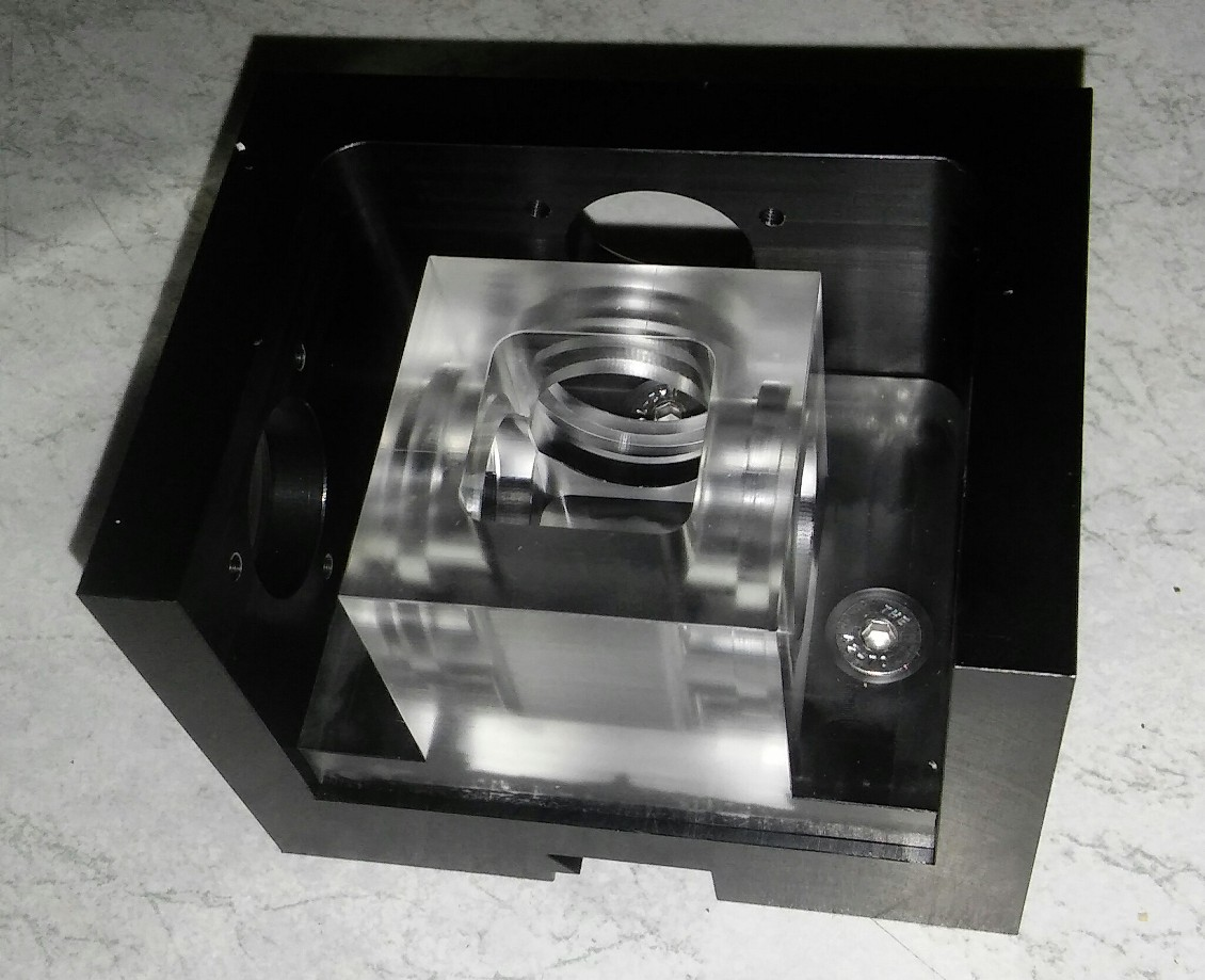 openspim-microscope-parts