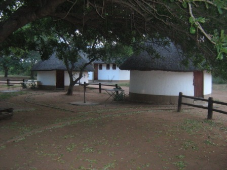 Balule Huts with Ablution Blocks